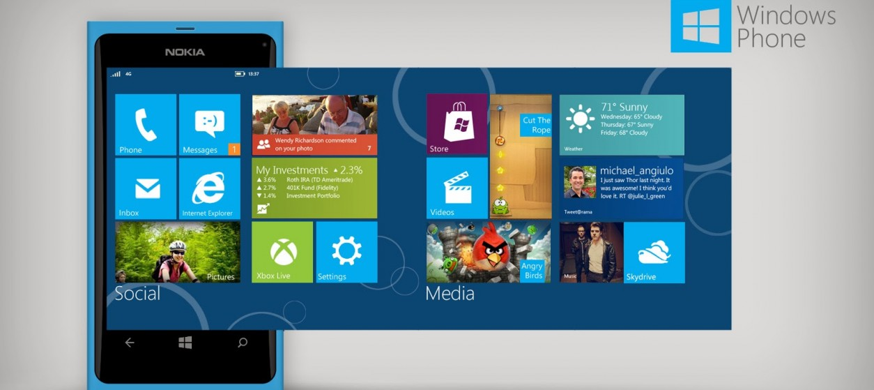Find Out Some of the Most Prominent Mobile Applications for Windows 8