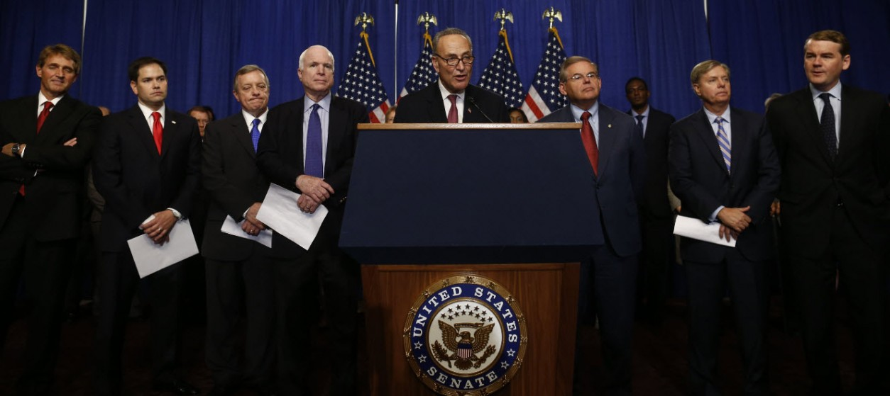 "The positive impact of ""Gang of 8″ – US Immigration Bill"