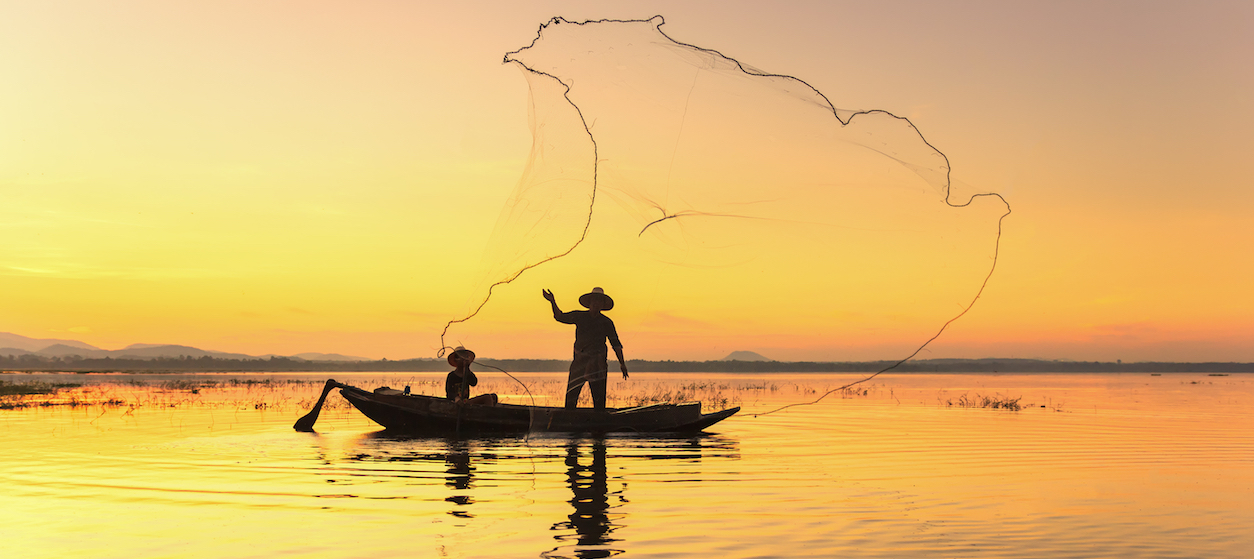 Fishing in the Big Data Lake
